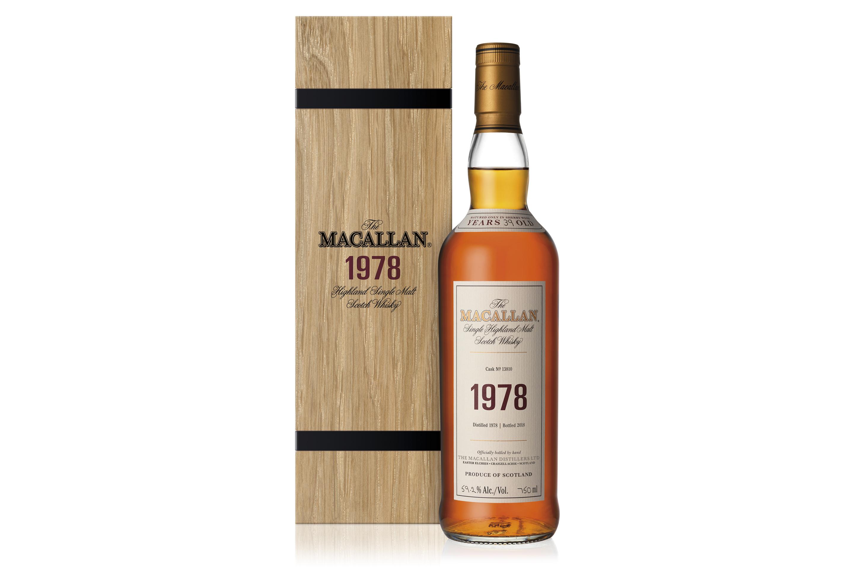 Macallan Fine 1978
