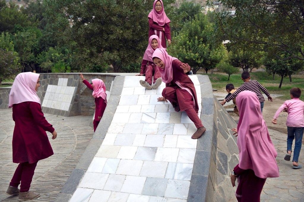 Nickelsberg-Afghanistan's-Heritage-Girls-Playing-opened