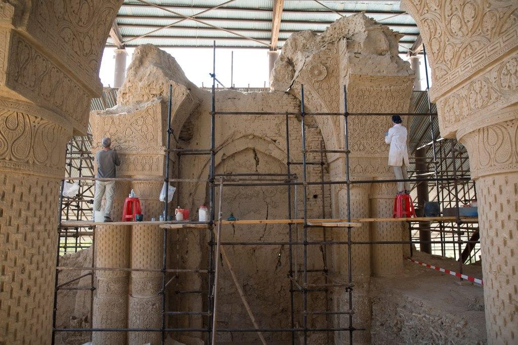 Nickelsberg-Afghanistan's-Heritage-non-gunbad-excavation