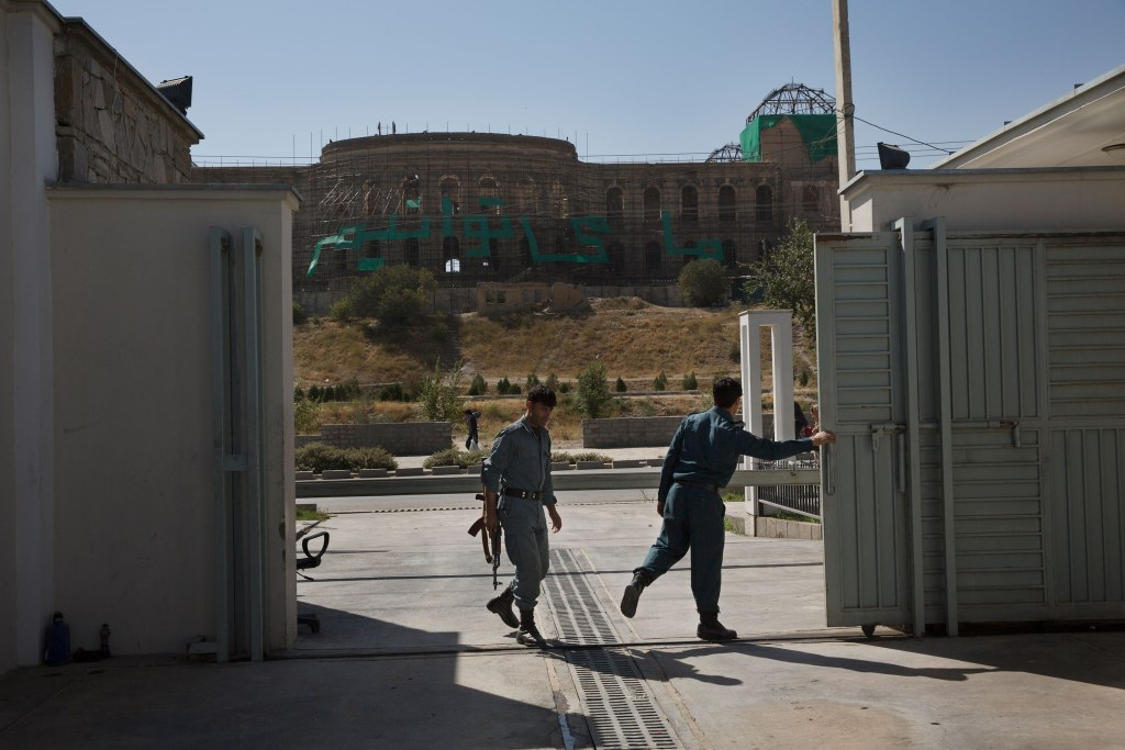 Nickelsberg-Afghanistan's-Heritage-police