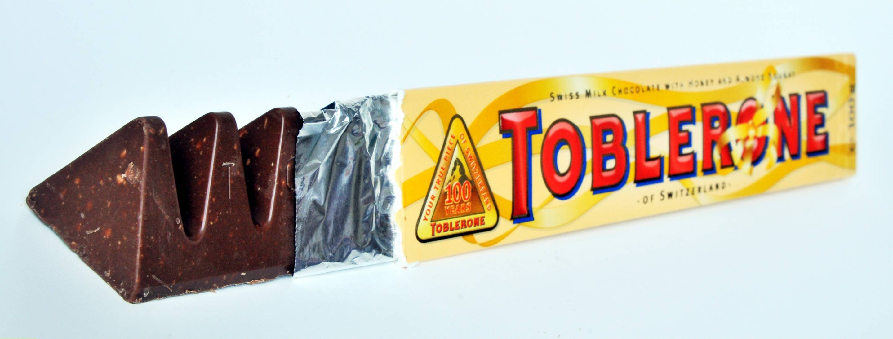 Toblerone Swiss chocolate Halal row