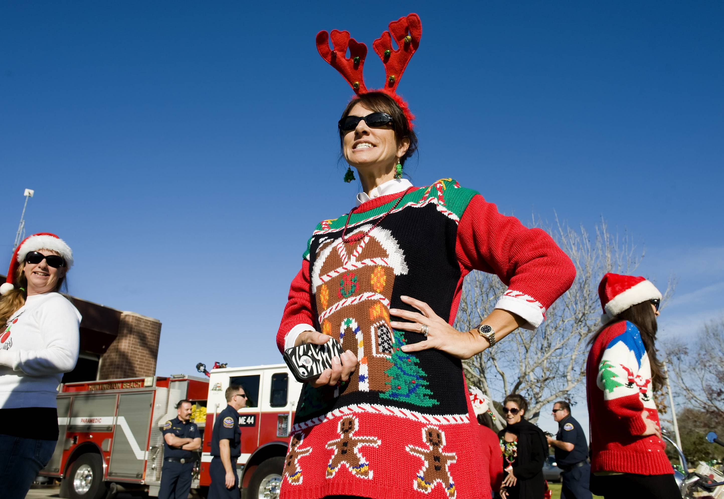 Alaska Airlines' Ugly Sweater Christmas Travel Perk