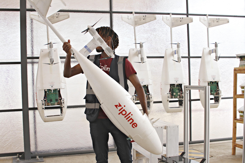 Google, Amazon Et Leurs Armées De Drones De Livraison - Opportunités Technos