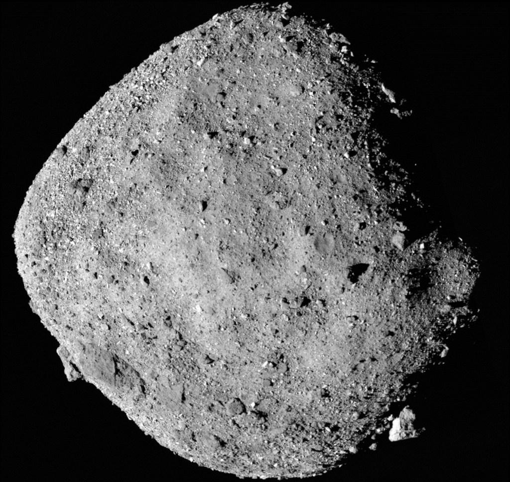 NASA-bennu-asteroid