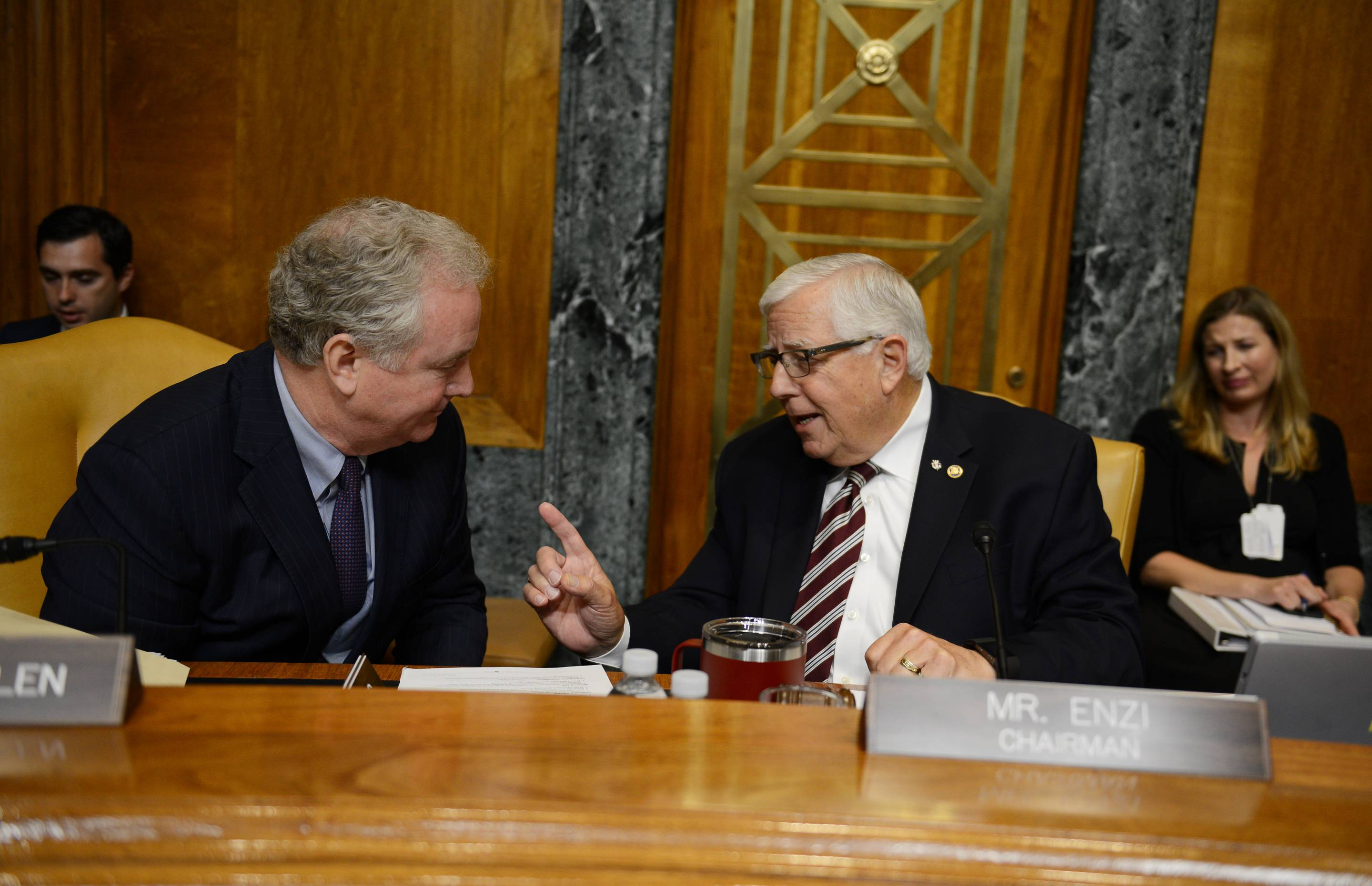 Senate Budget Committee Holds Hearing On Congressional Budget Office