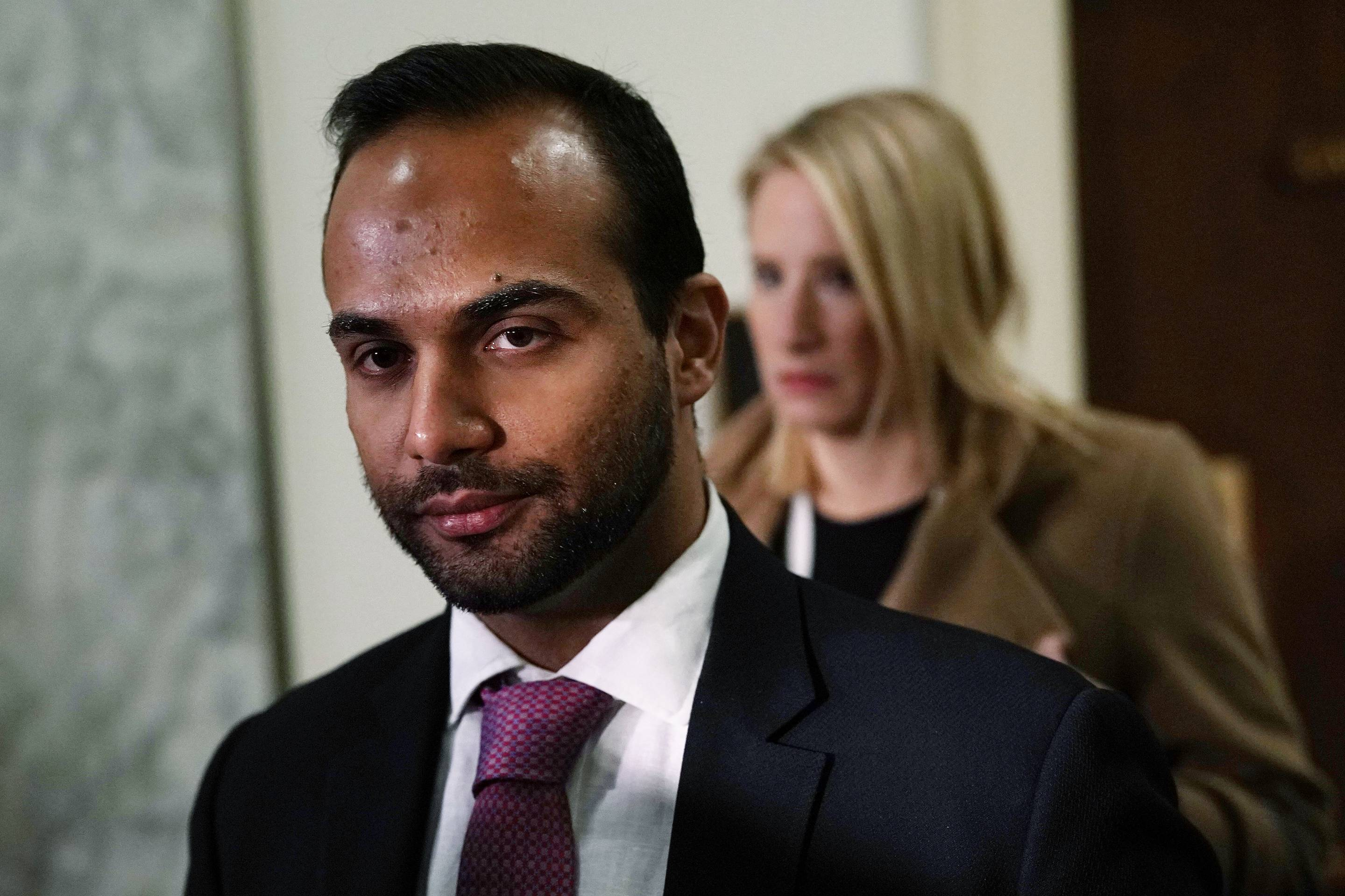 George Papadopoulos Testifies To Closed Meeting Of House Judiciary And Oversight Committee