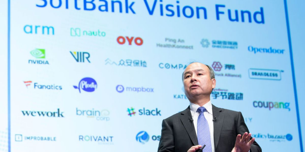 SoftBank Will Allow Its Employees Invest In Its New Vision Fund: Term Sheet
