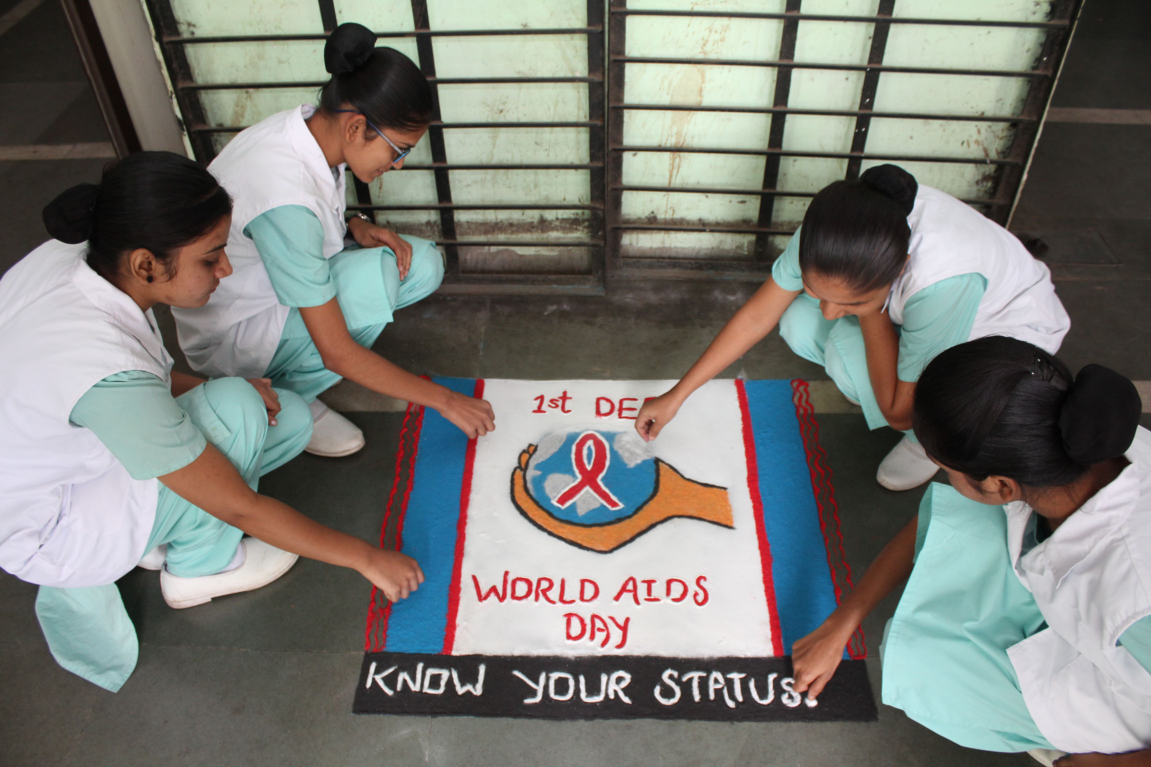 World Aids Day Observed