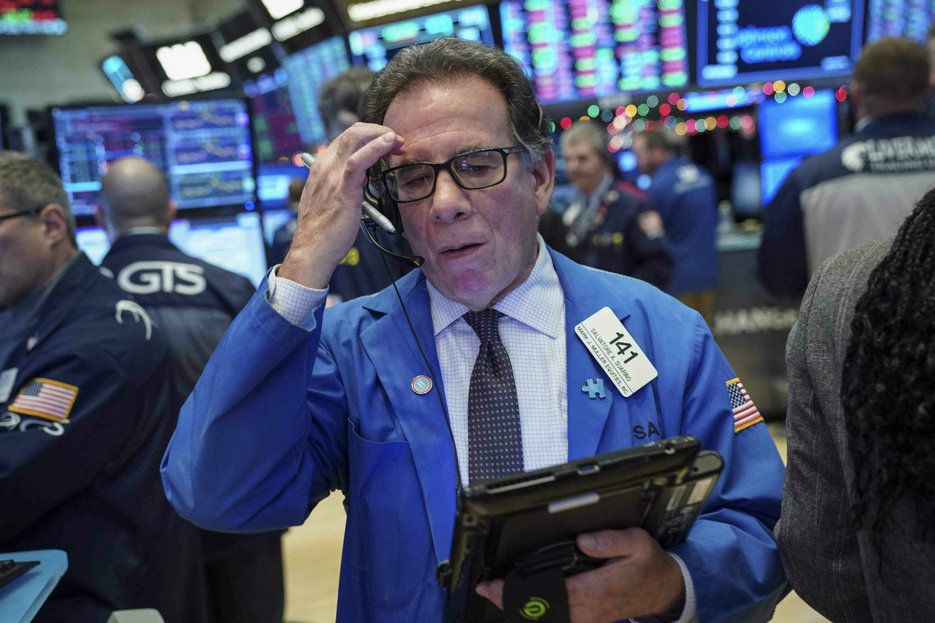 After A Week Of Dramatic Losses, U.S. Markets Open Monday