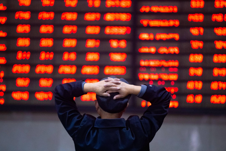 China Stocks Rise On Monday