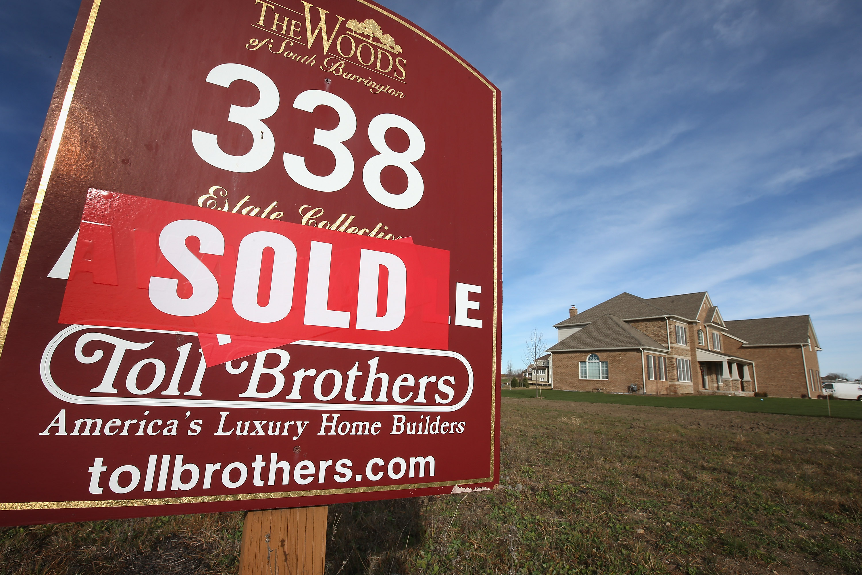 Toll Brothers Reports Strong Quarterly Earnings