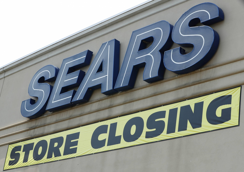 Sears stores set for demolition