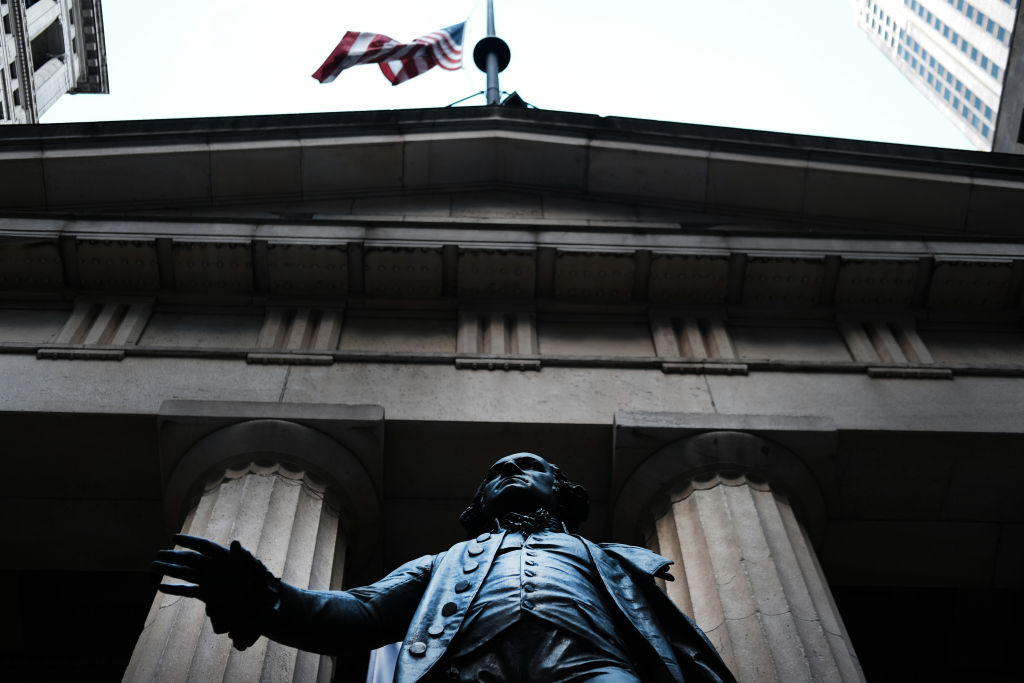 Wall Street: Federal Hall