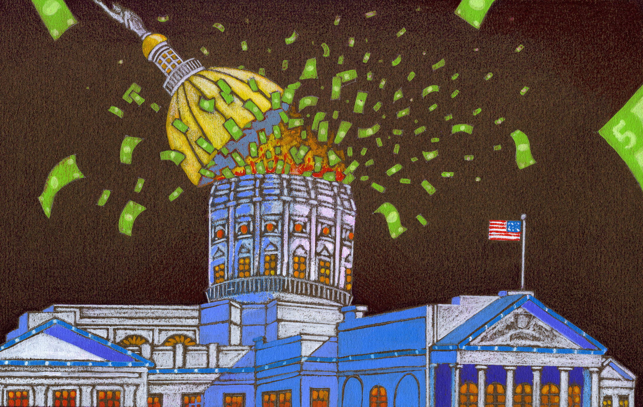 Capital Spending - Government Waste