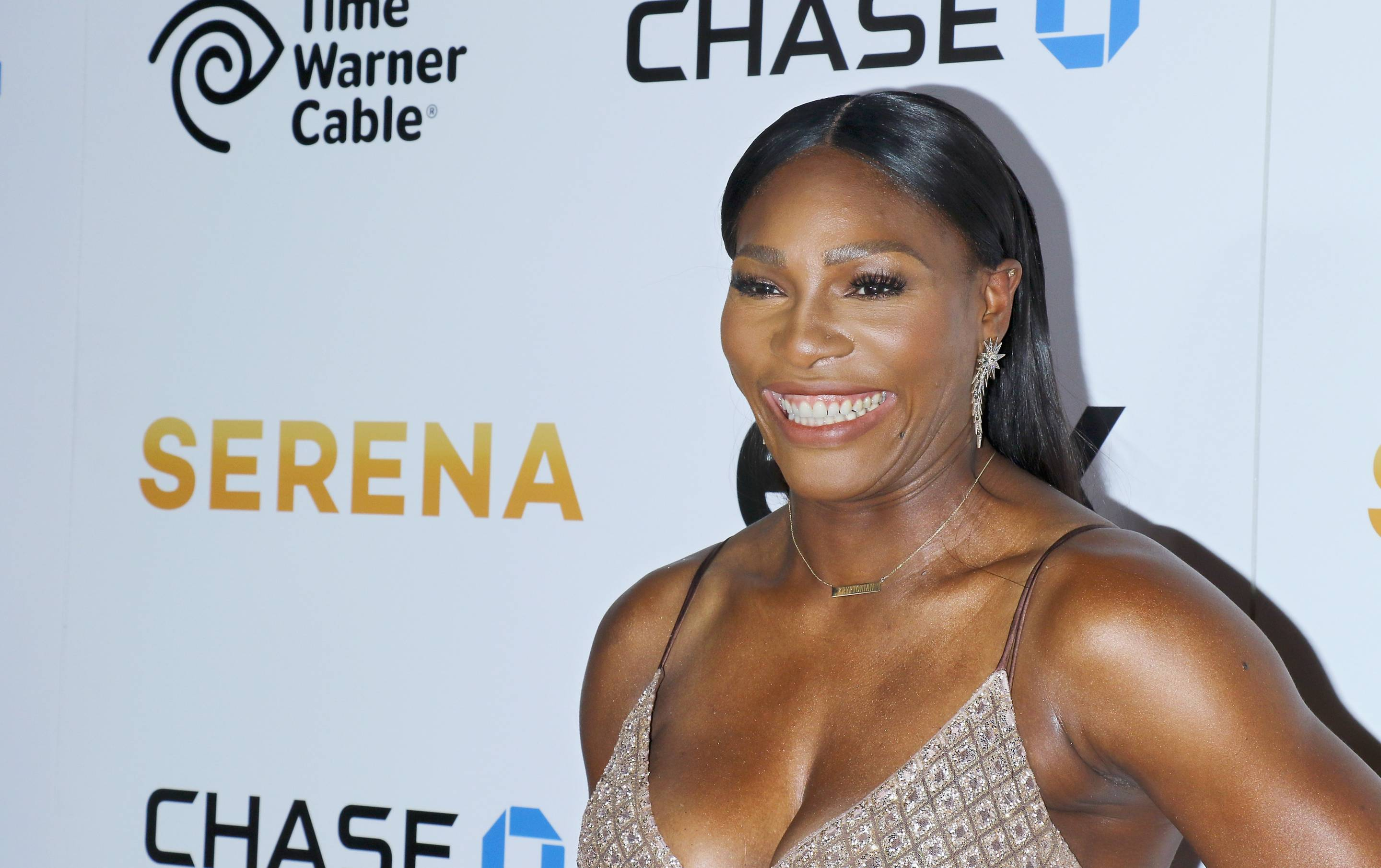 Serena Williams Featured in 2019 Bumble Super Bowl Commercial