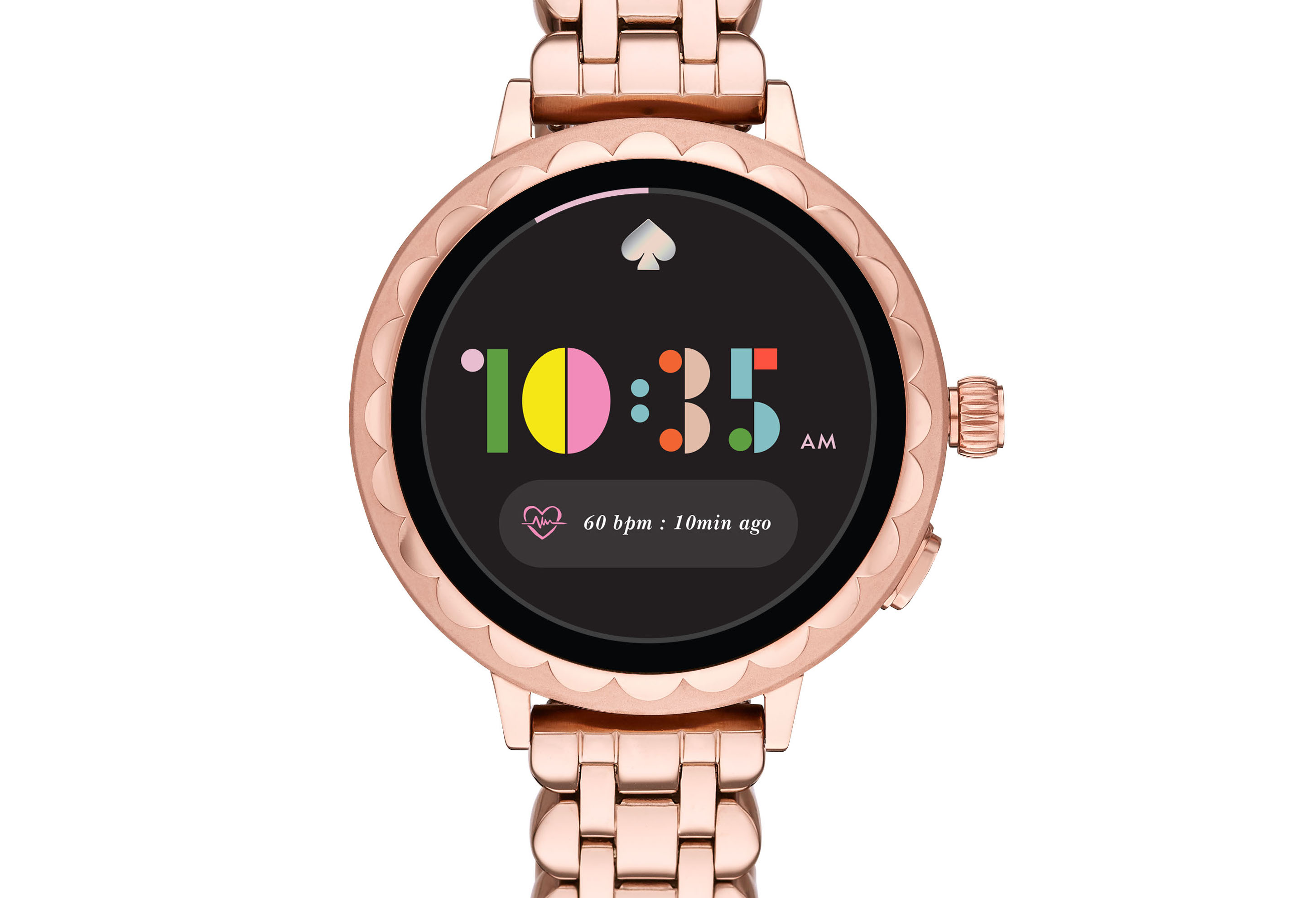 The new scallop smartwatch 2 from kate spade