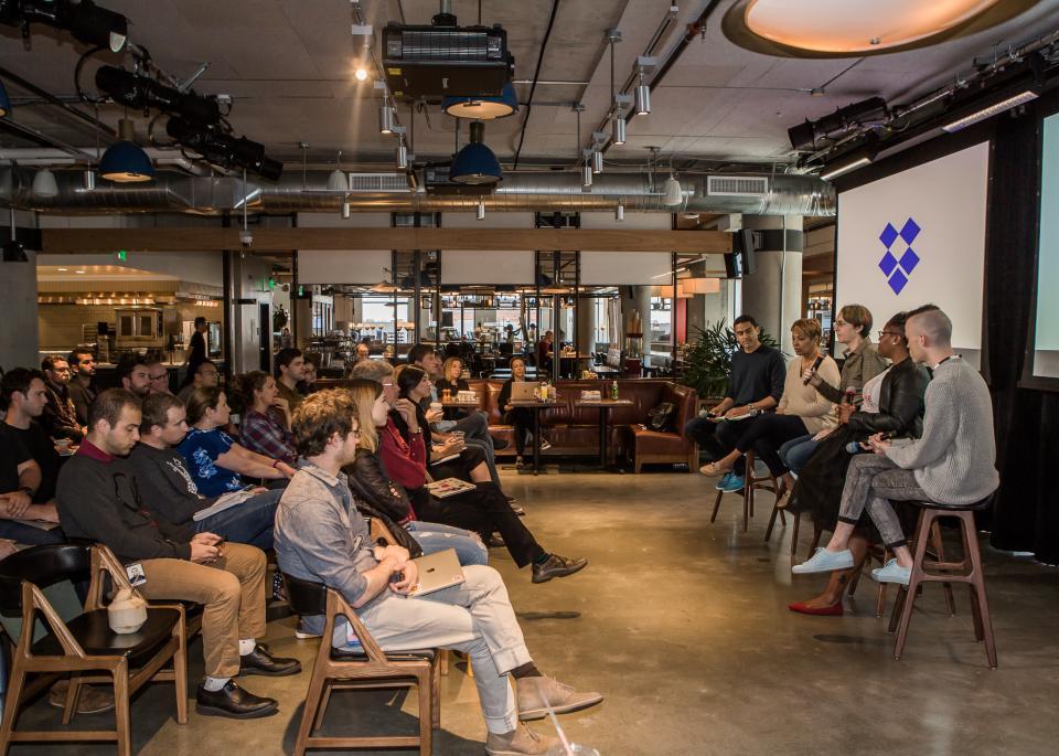 dropbox-best workplaces in tech 2019