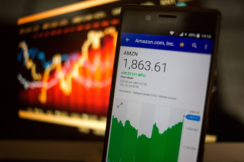 Tech stocks rally