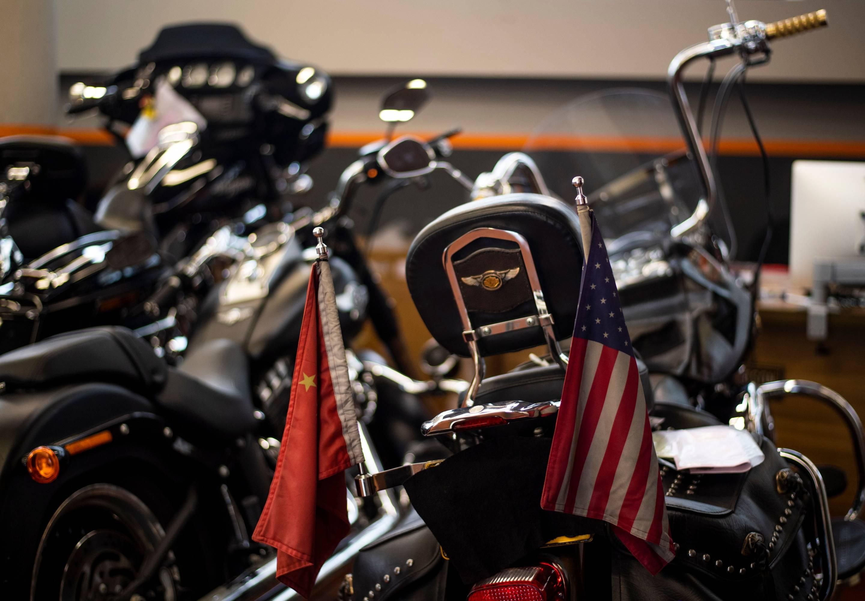 Harley-Davidson US China