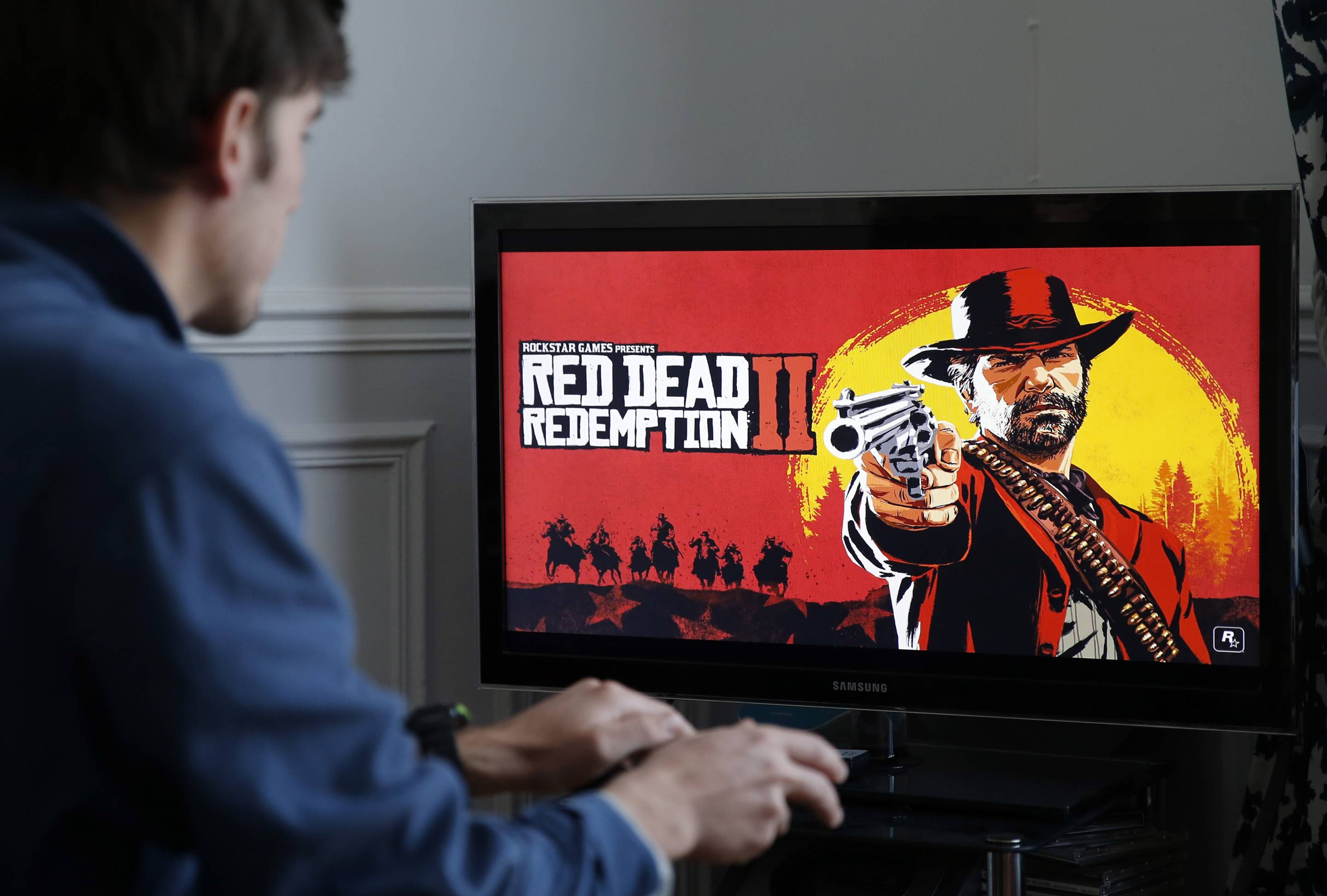 Red Dead Redemption 2 : Illustration