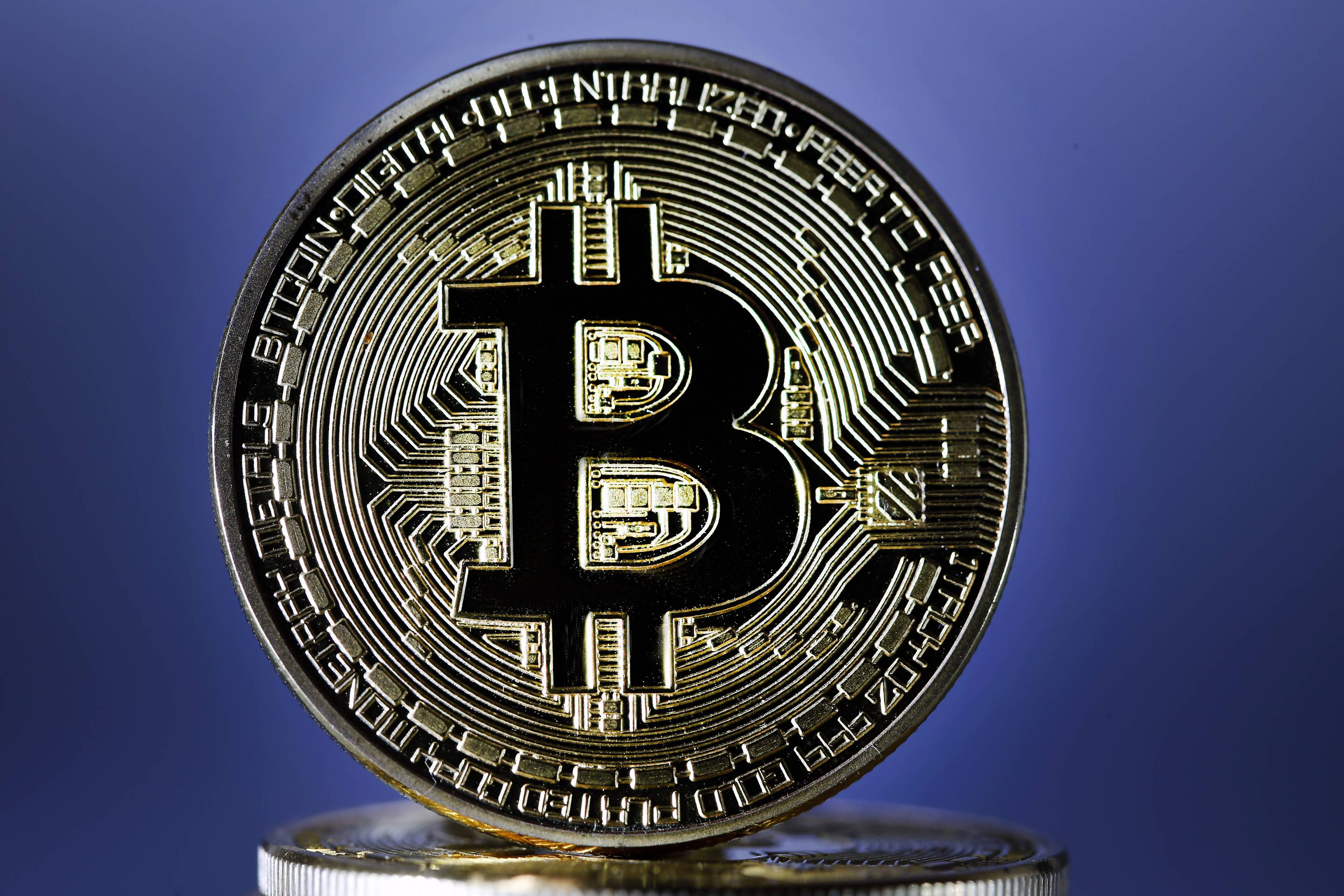 Bitcoin Cryptocurrency Value Goes Down