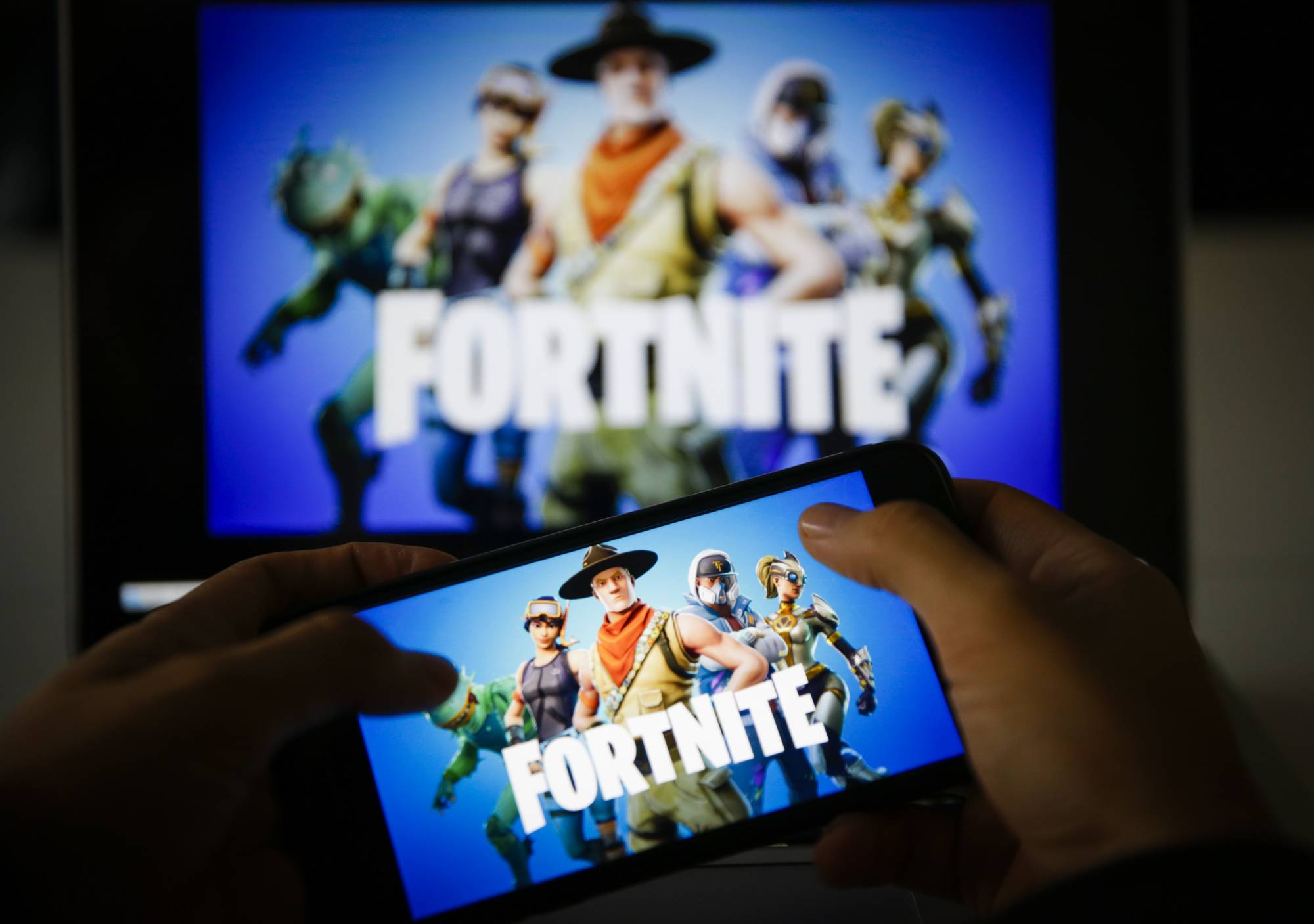 Checkpoint researchers discover big cybersecurity flaw In Fortnite.