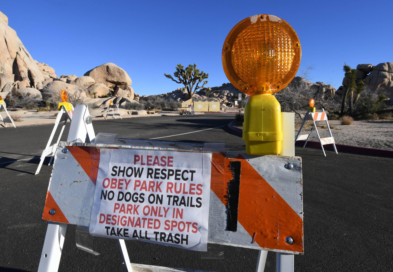 Joshua Tree National Park to Close