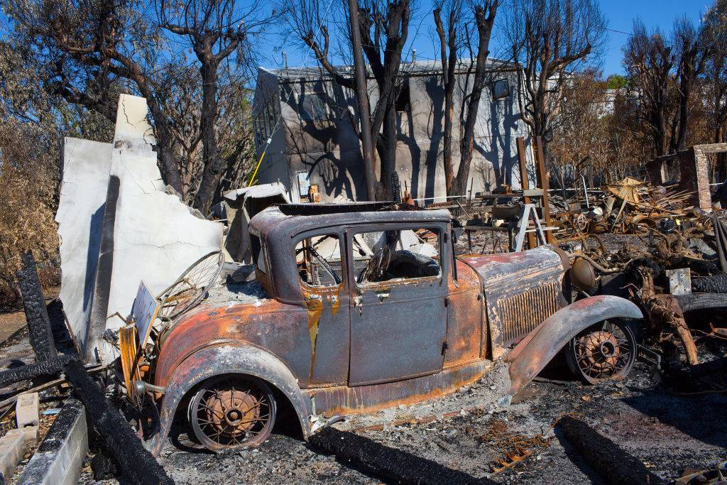 After the Woolsey fire