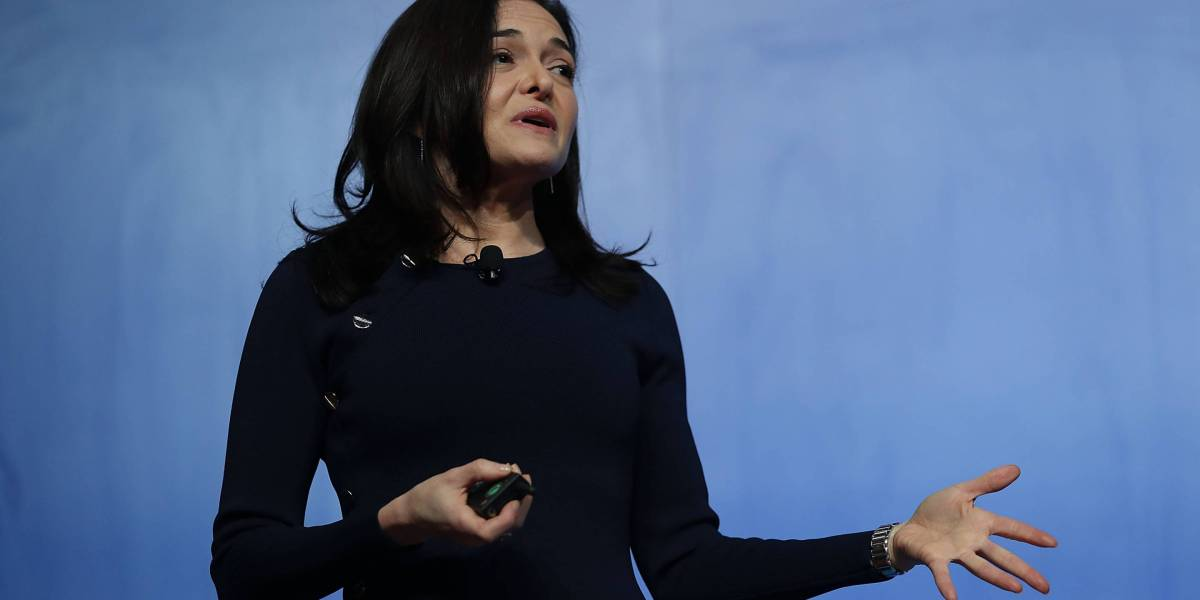 Sheryl Sandberg Outlines Facebook's Plans to Regain the Public's Trust