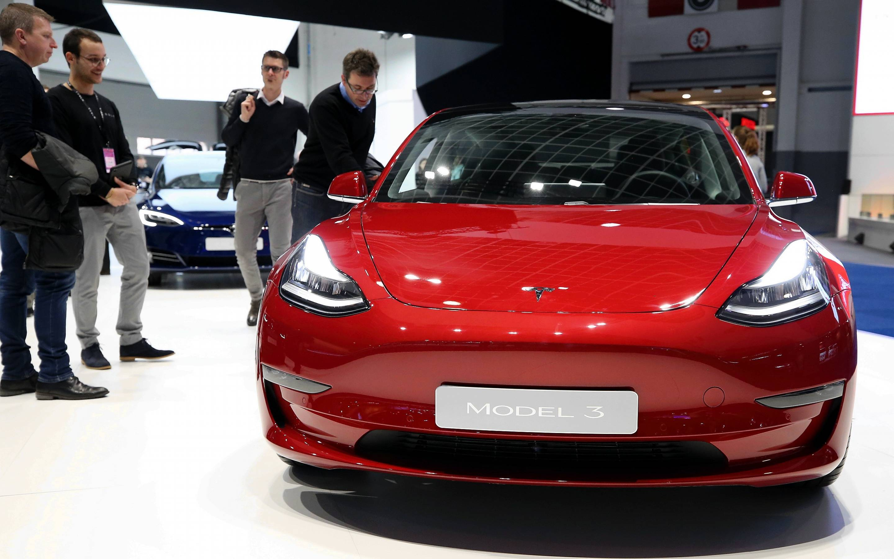 Ahead of 97th Brussels Motor Show