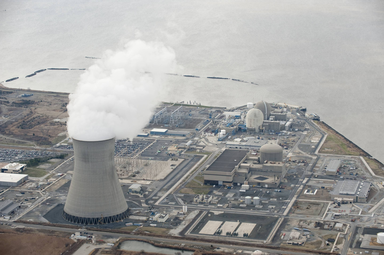 Salem Nuclear Power Plant