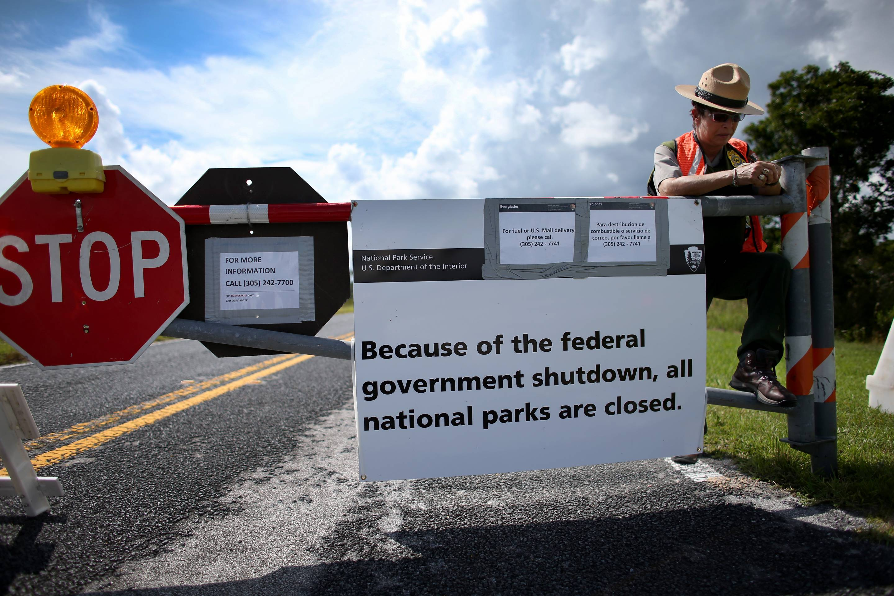 Costs as Gov't Shutdown Drags On,