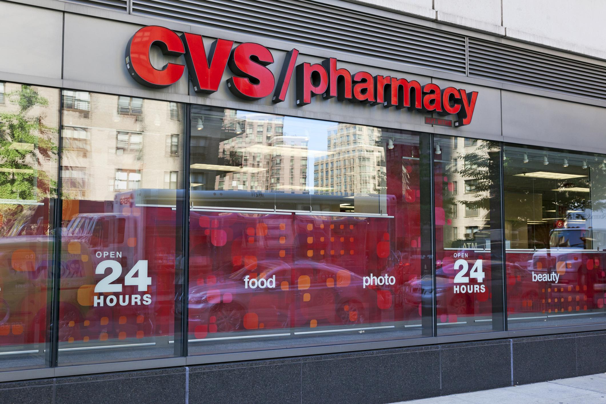 CVS Pharmacy in New York City