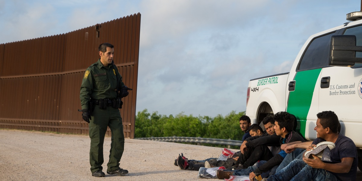 Only Six People on Terrorism List Stopped at Mexico Border