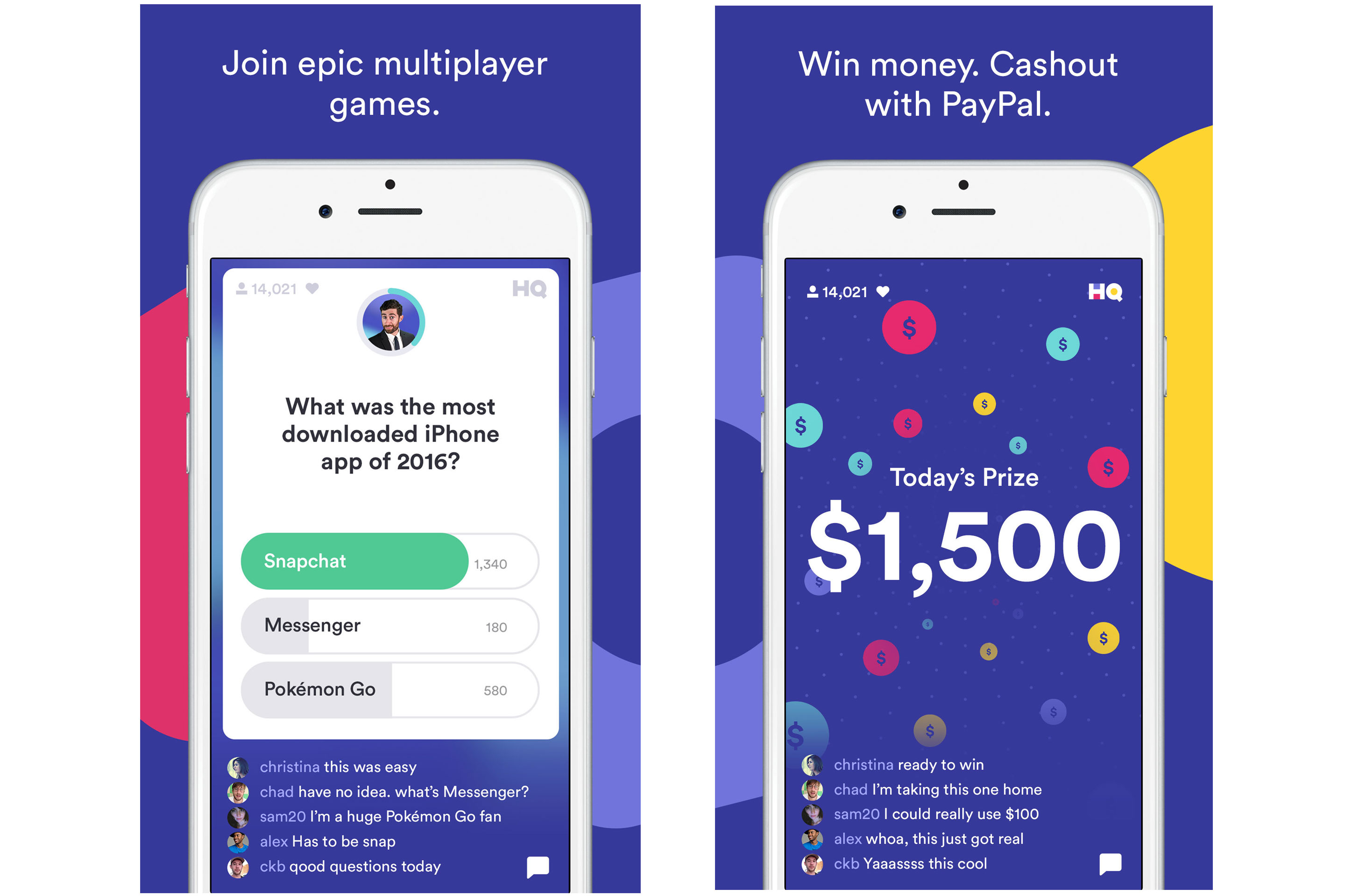 HQ Trivia players are in a frenzy after the app-based game show offered a prize of points instead of the usual cash jackpot.