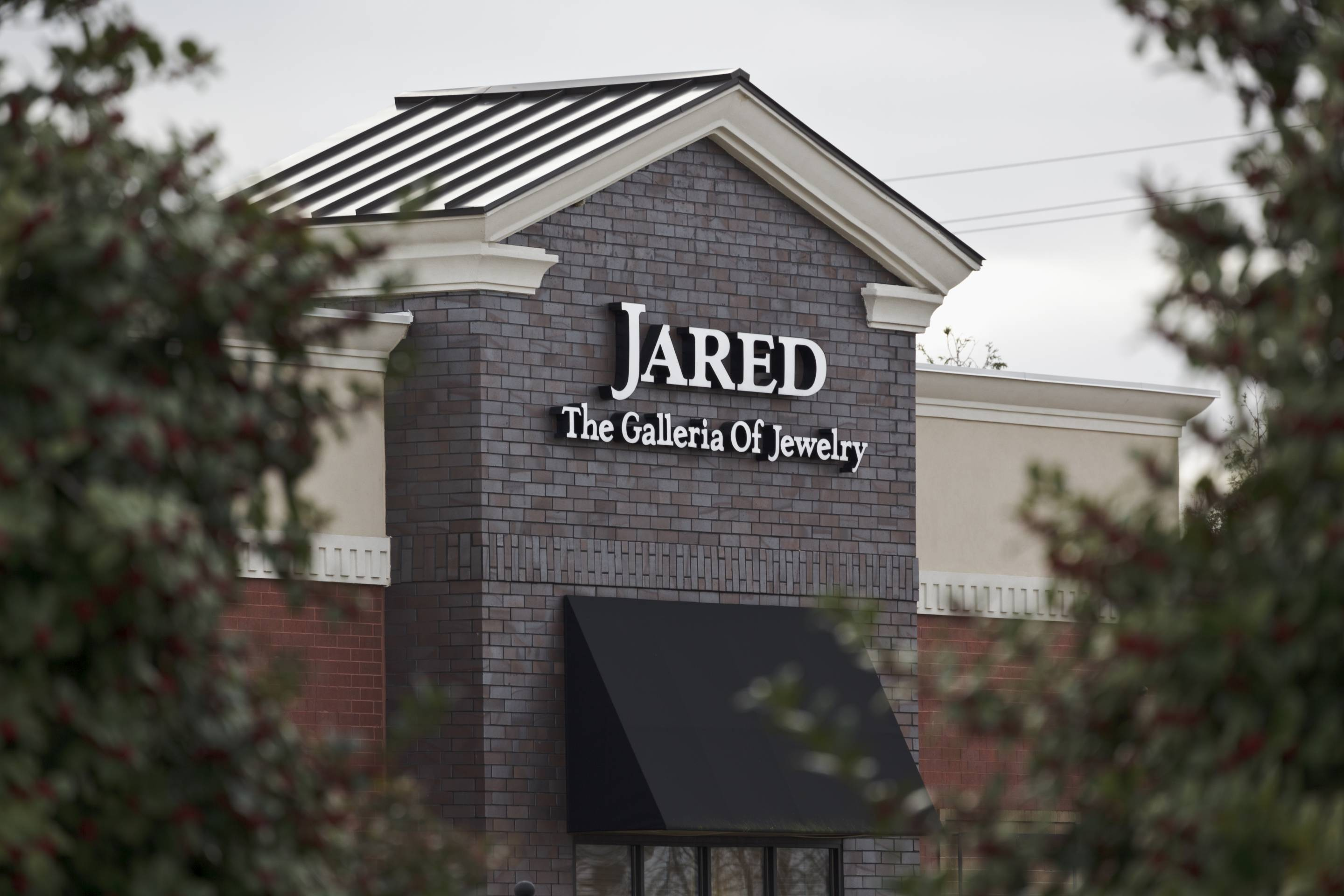 Jared jewelry store in Tennessee