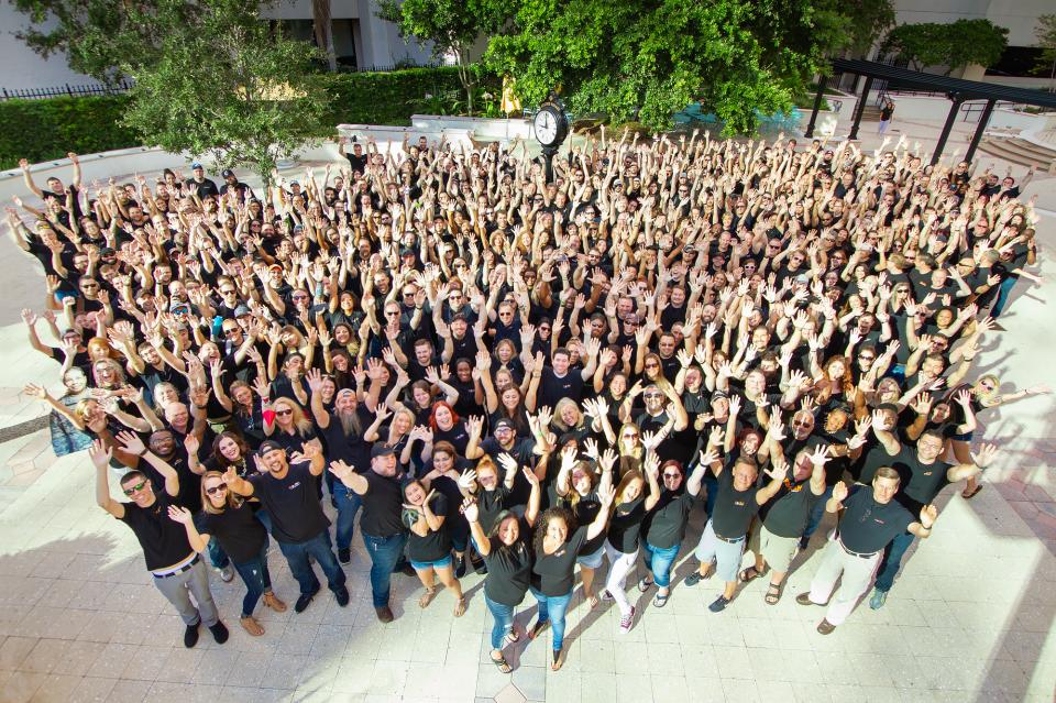 knowbe4-best workplaces in tech 2019