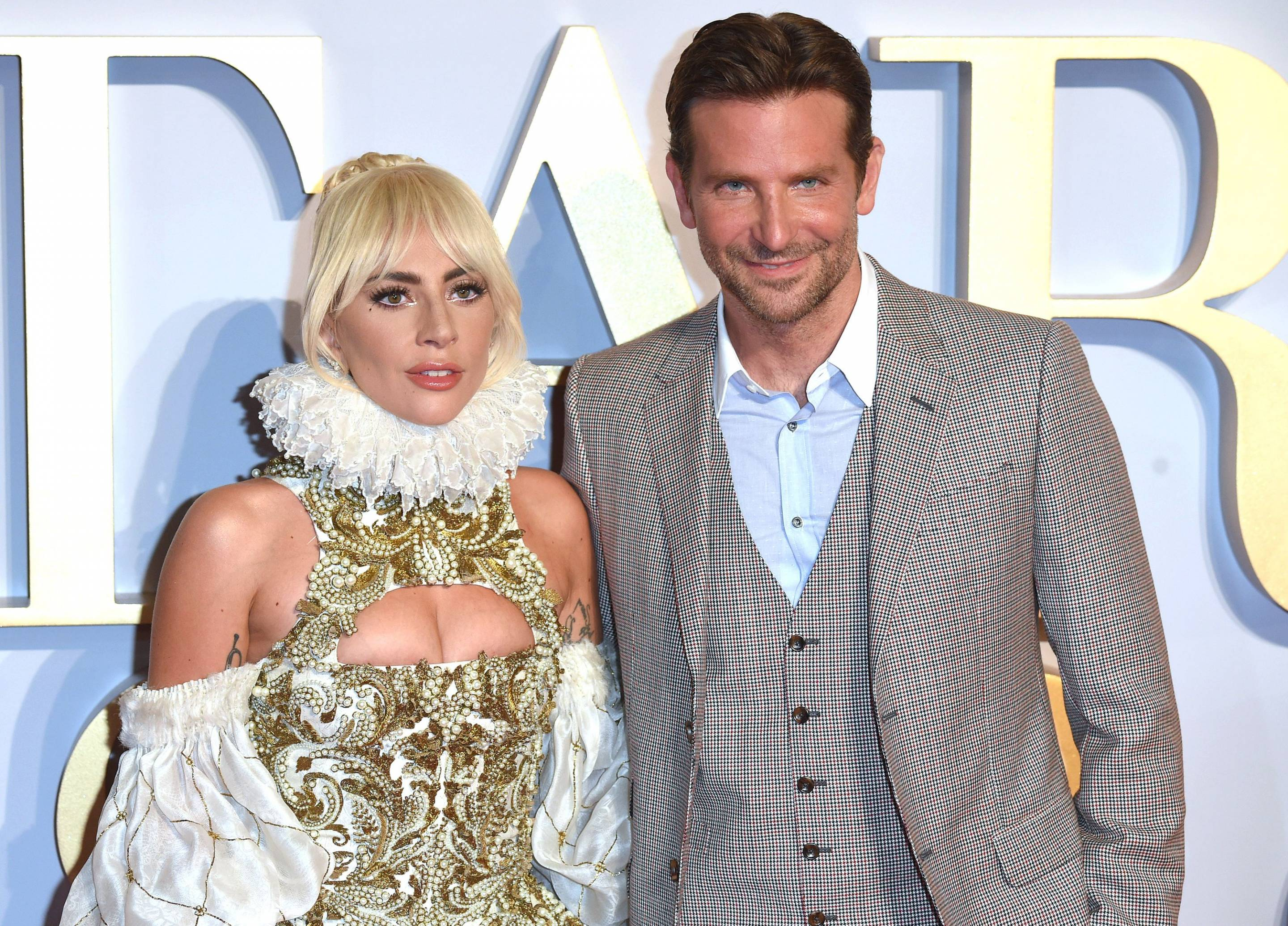 "Golden Globes Odds Favor Lady Gaga and Bradley Cooper in ""A Star is Born"""