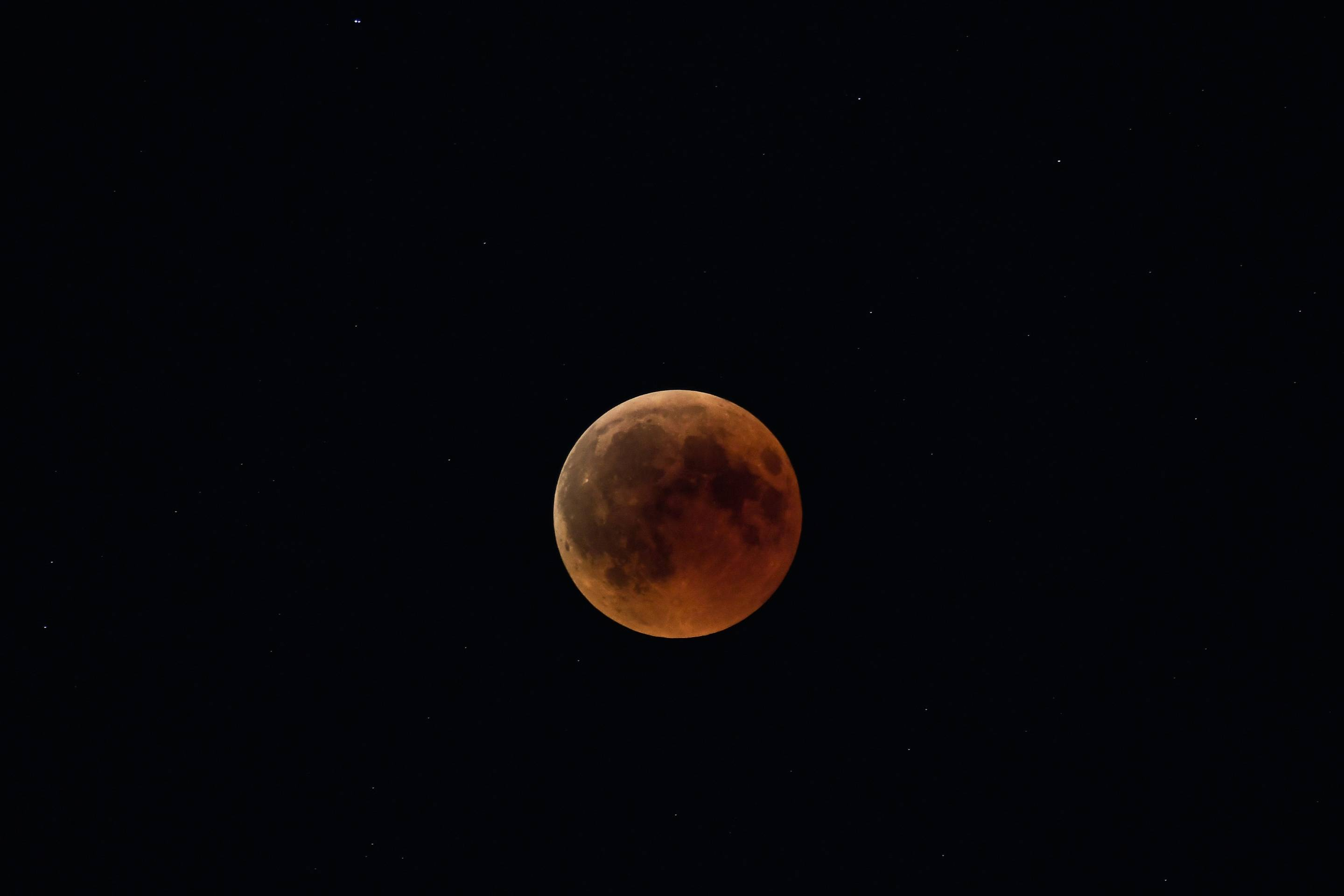 2019 Lunar Eclipse: Why Is It Called a Super Blood Wolf Moon