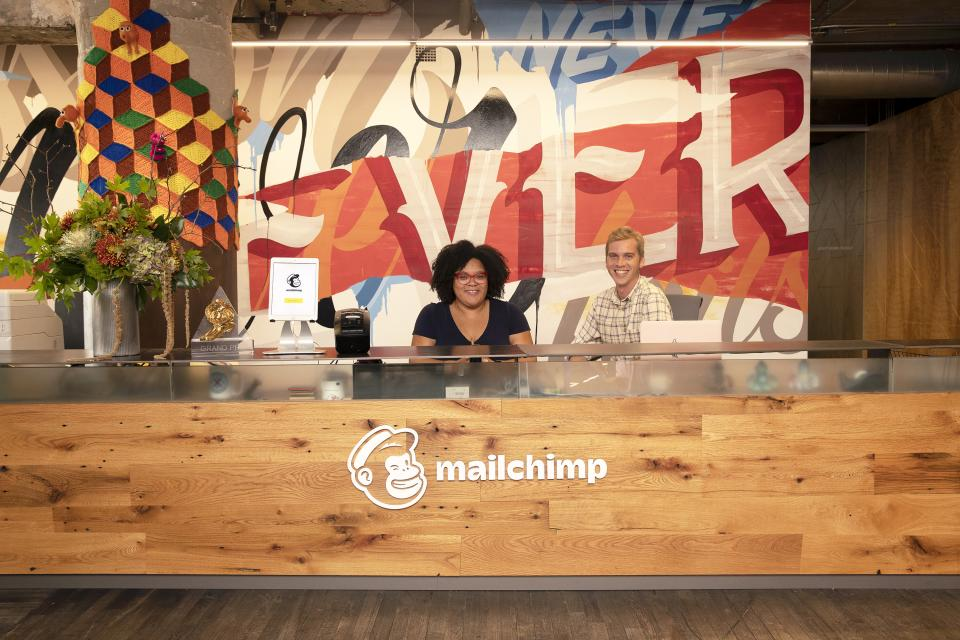 mailchimp-best workplaces in tech 2019