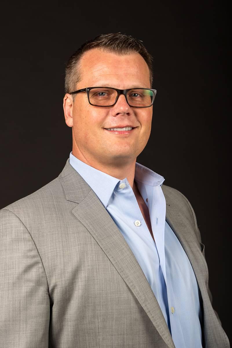 Symbiont CEO Mark Smith