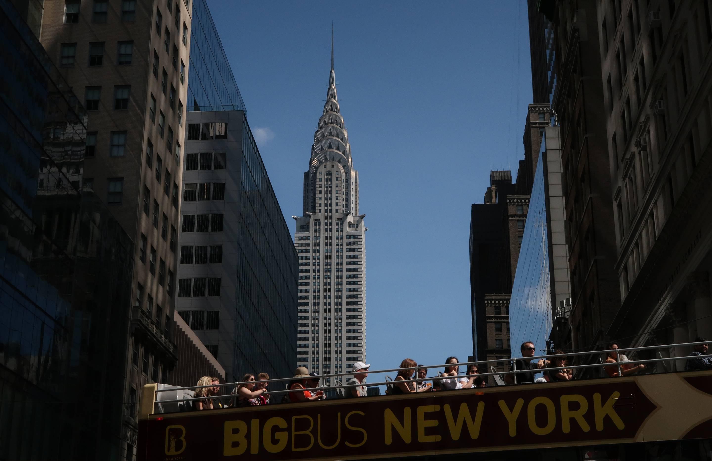 New York City's Chrysler Building For Sale