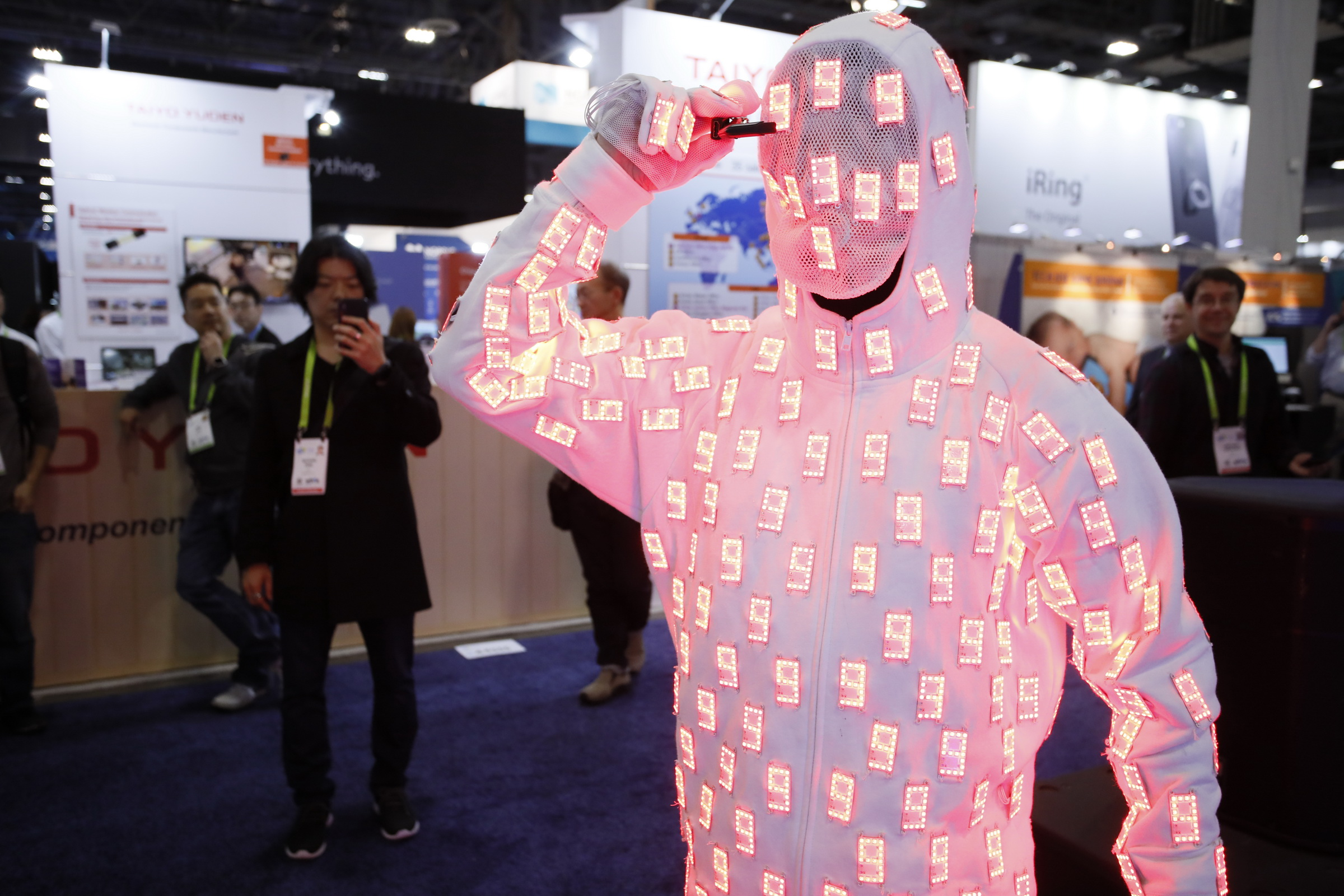 CES 2019 Already Has Plenty of Weird Moments | Fortune