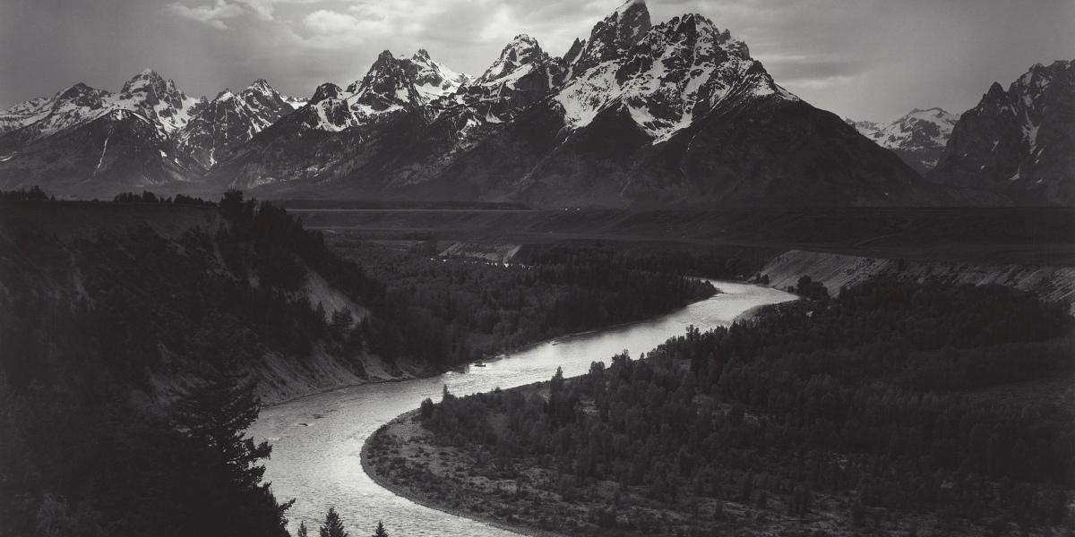 A New Ansel Adams Exhibit Looks at the Artist's Work Through Both a Historic and Modern Perspective