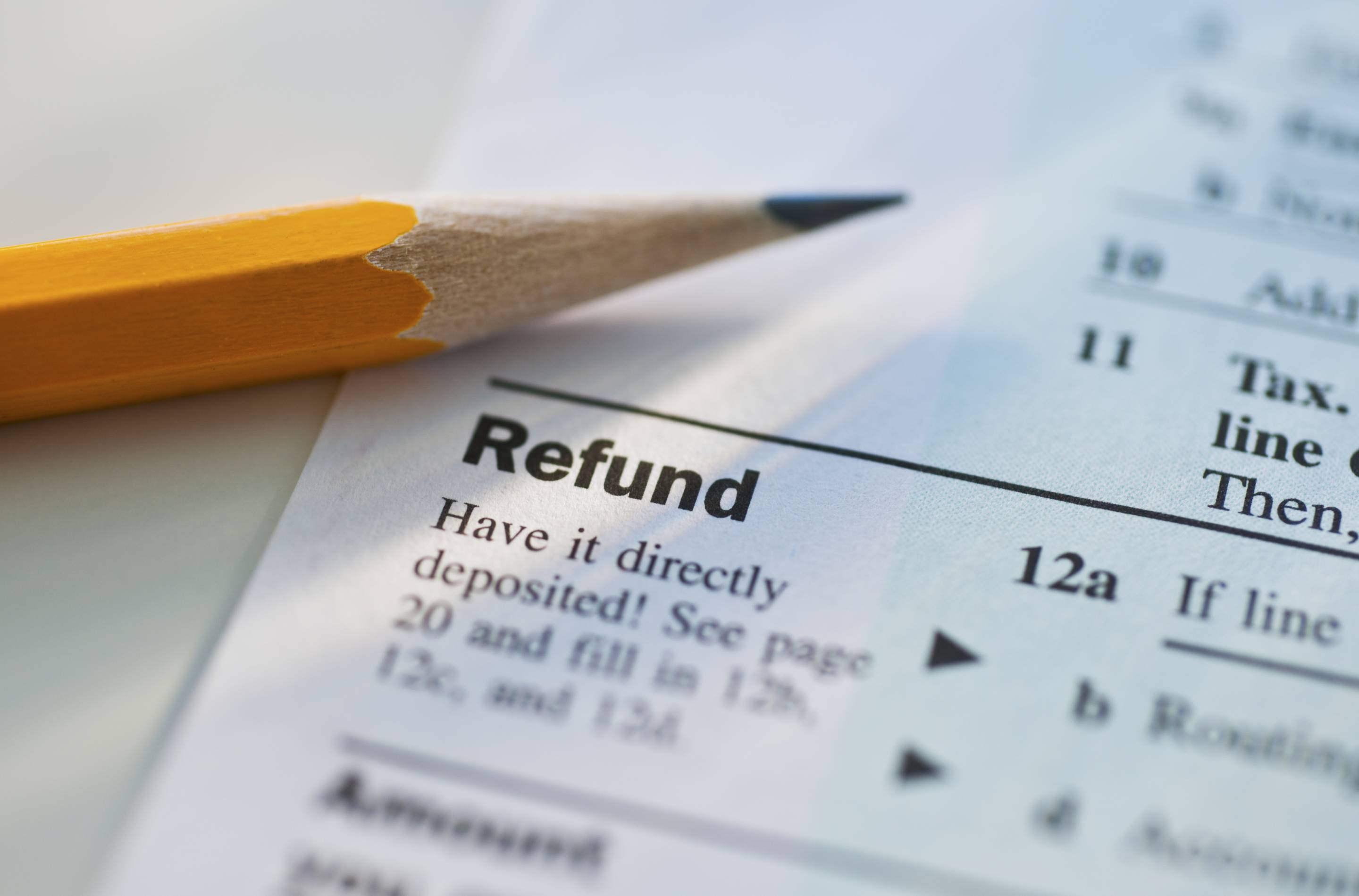 2019 tax refunds
