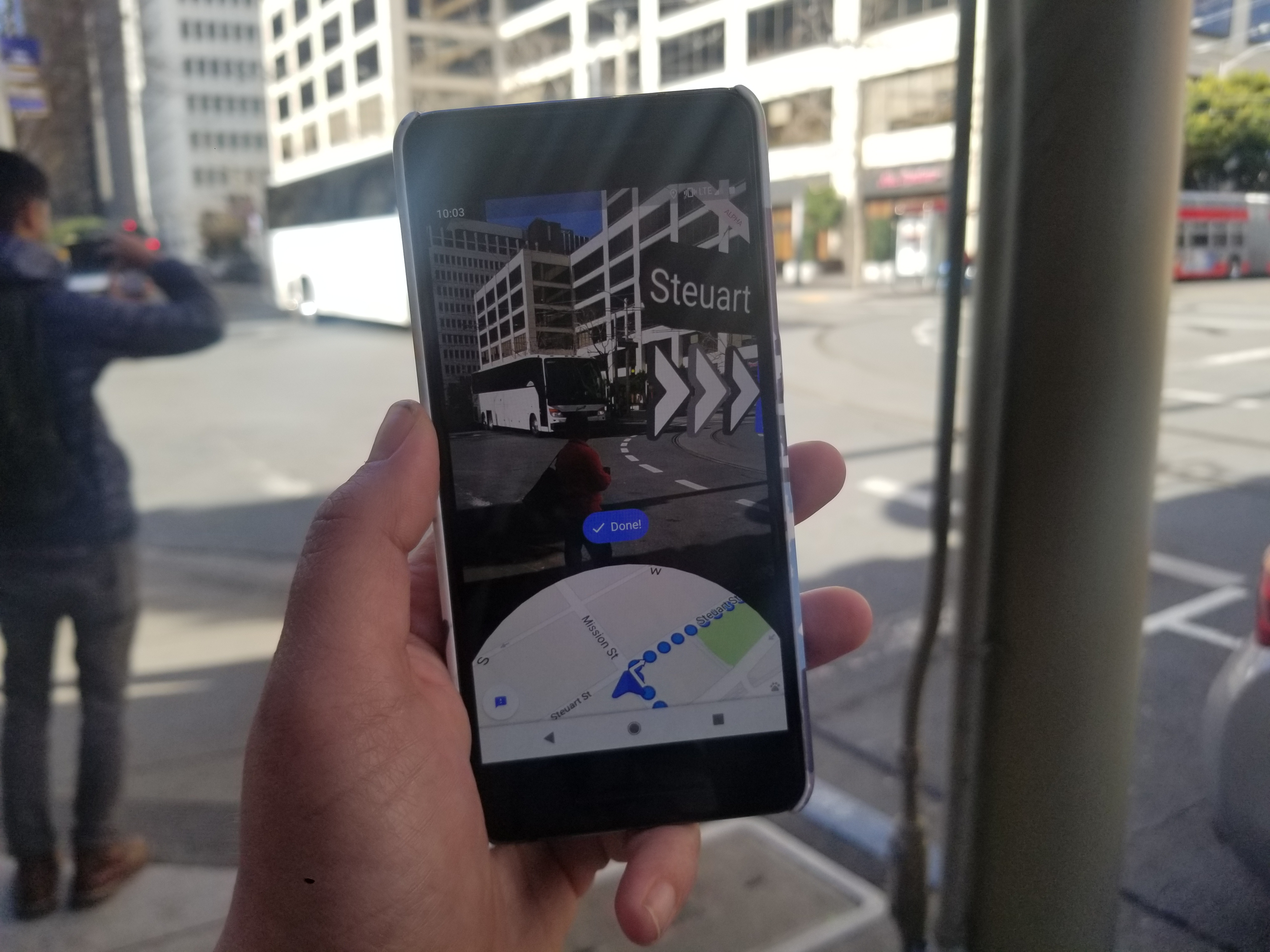 Google Maps is Launching AR Navigation For Some Users Today