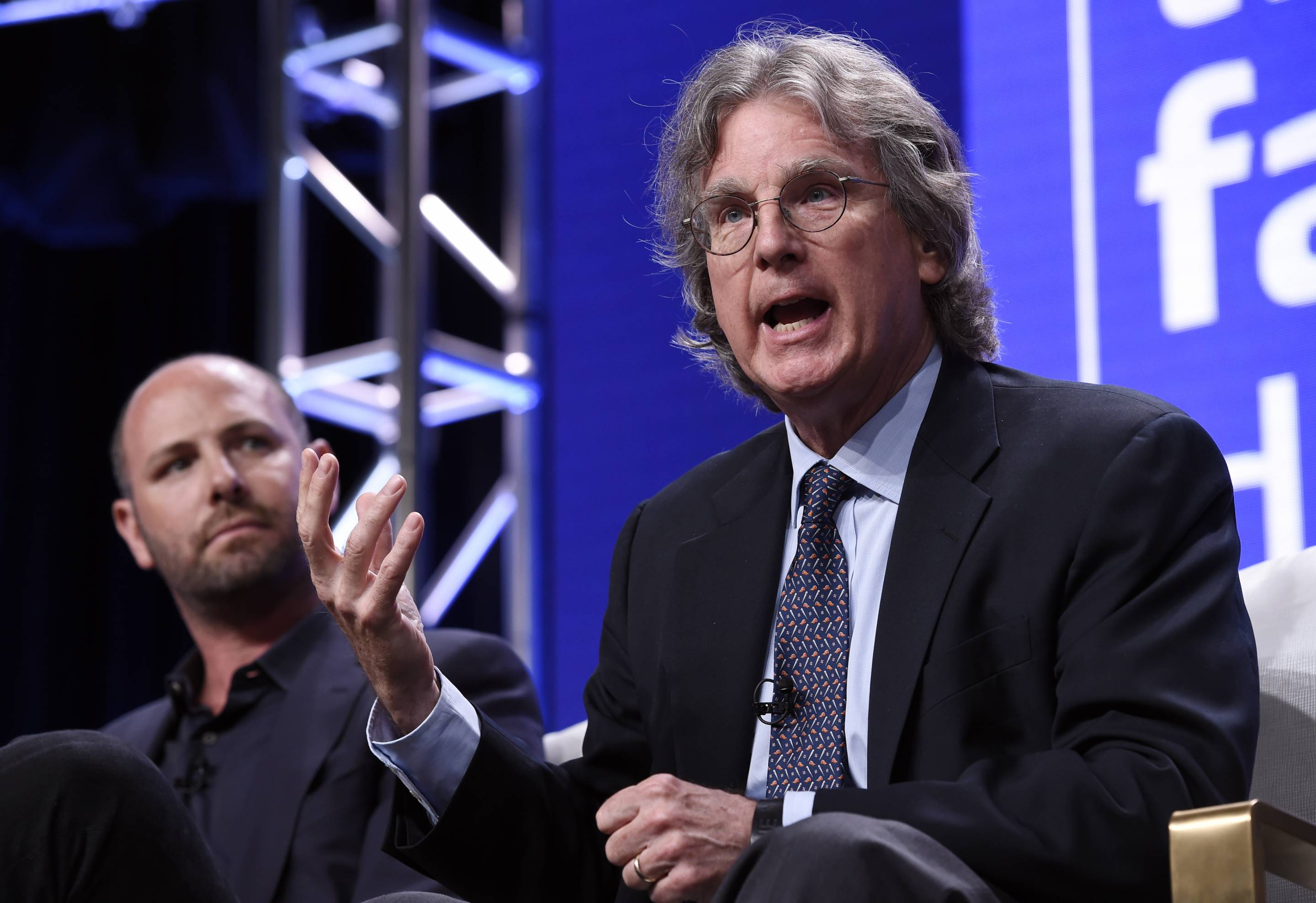 Roger McNamee, James Jacoby