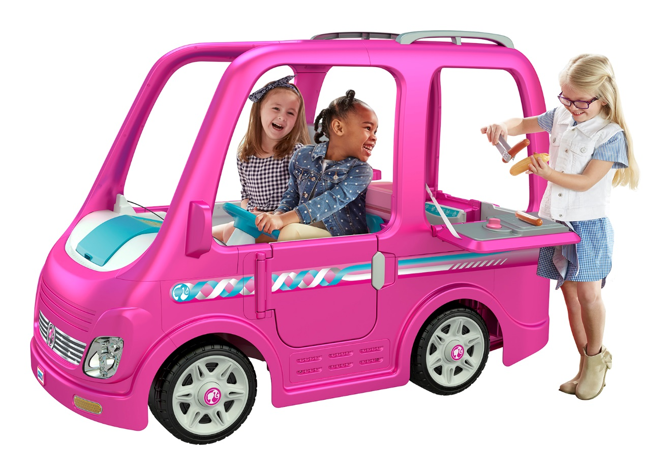barbie dream camper fisher price recall