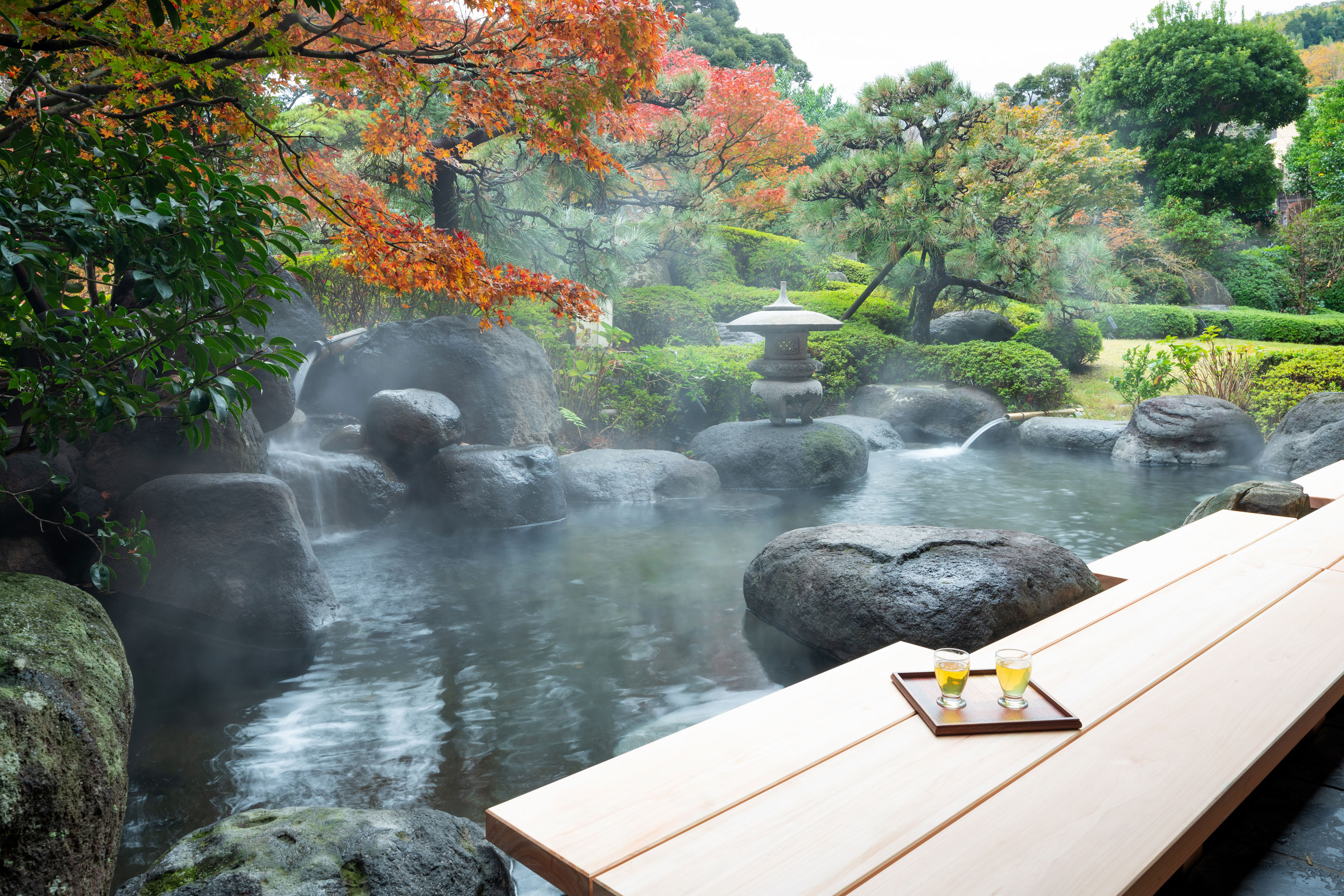 Hoshino Resort's KAI Ito Foot Bath