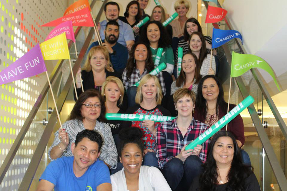 Camden-best workplaces texas 2019